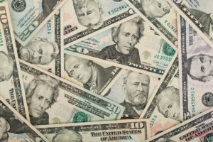american dollars cash paper money