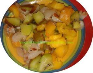 sungold kiwi yellow lychees white doughnut peach saturn peach flat peach peach pie peach what i eat in a day