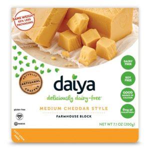 daiya cheddar cheese block vegan transition to a vegan diet