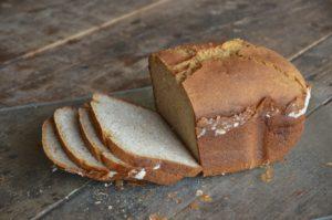 gluten free bread sliced homemade dietary myths