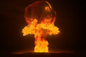 mushroom cloud nuclear fallout radiation nuclear explosion dietary myths