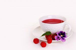 non-vegan tea herbal tea raspberry tea red tea