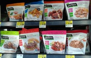 vegan products gardein